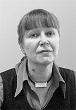 Комарова Валентина