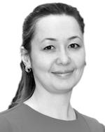 Ребрикова Надежда Владимировна