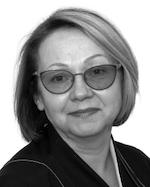 Пономарева Ольга Яковлевна