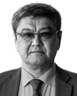 Мажкенов Серик Абзалович